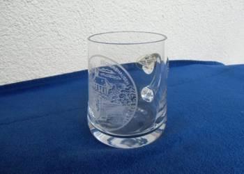 Krysztalowy kufel do piwa Niemieckiej firmy Klingenbrunn 0,5