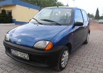 Fiat Seicento 0,9 LPG 2001r instalacja do 2025r - 2 700 zł
