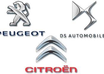 Serwis Nawigacji GPS do Aut grupy PSA Peugeot-Citroen