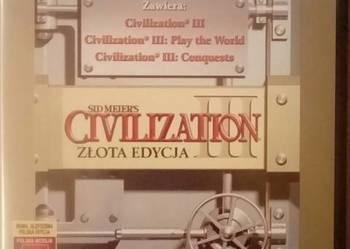 Gra PC Sid Meier's Civilization III: Złota edycja PL