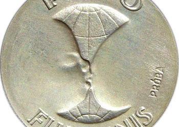 10 ZŁ FAO FIAT PANIS PRÓBA 1971