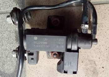 Zawór podciśnieniowy turbiny 55228986 mjet