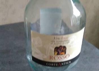 szklana butla- gąsior 5lit. na wino lub soki