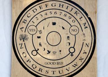 Ouija prezent spirytyzm wywoływanie duchów halloween gra pl