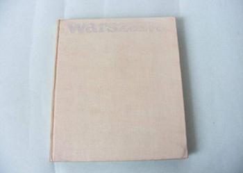 Warszawa 1945 dziś jutro  Album Jankowski, Ciborowski