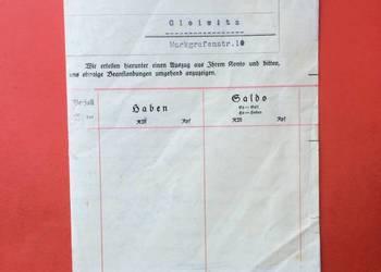 ( 752 ) Dokument Niemiecki