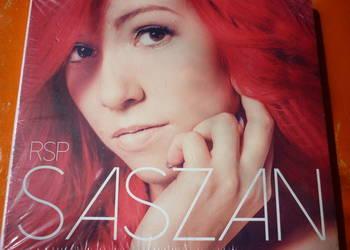 """Płyta CD Saszan """"RSP"""" (nowa, w folii) / Roksana Pindor"""