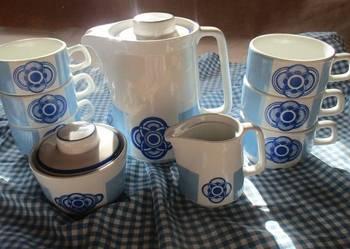 Zestaw - Fabryka Porcelany LUBIANA, PRL