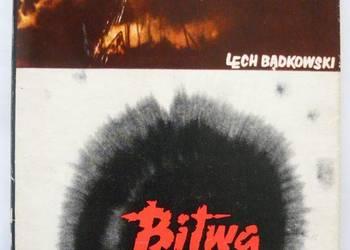 Bitwa trwa - Bądkowski Lech
