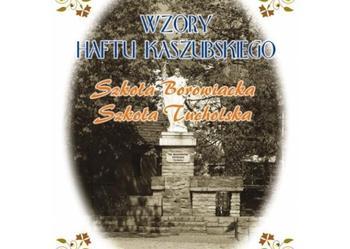 Haft Kaszubski Szkoła Borowiacka z Tucholską