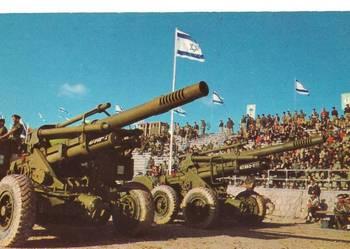 Izrael dzień niepodległości parada wojsk
