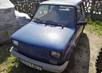 Fiat 126 p Maluch