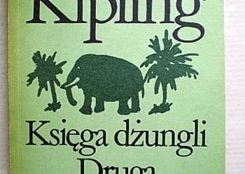 Księga dżungli. Druga księga dżungli- R. Kipling F.A.
