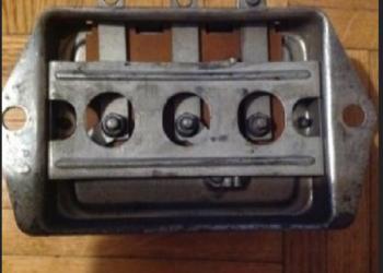 Fiat 126P-Regulator napięcia prądnicy ORYGINALNY LicM.Mareli