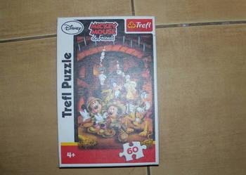 Puzzle Disney Miki i przyjaciele