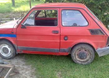 Fiat 126p cały na części
