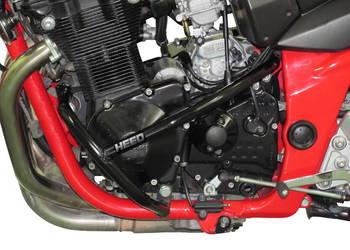 Gmole HEED do Suzuki GSF 600-650 Bandit (95-06) duże czarne