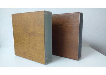 Sztacheta aluminiowa Profil aluminiowy ogrodzeniowy 100x25
