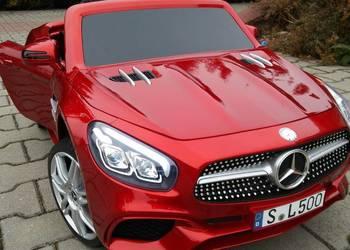 Na-akumulator-Pojazd Mercedes SL 500 Lakierowany