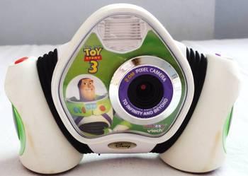 Aparat fotograficzny Kidizoom 3 w 1 VTECH cyfrowy buzz TOY S