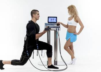 E-Fit zestaw do elektrostymulacji mięśniowej EMS