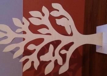 Drzewko, ozdoba, na biżuterię, klucze