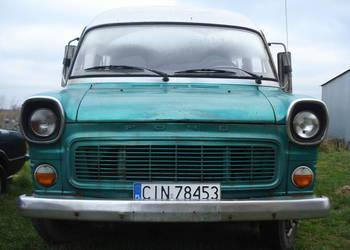 Ford Transit mk1 maxi na bliżniaku