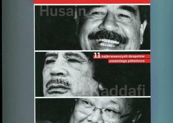 Dyktatorzy Kroniki tyranii i szaleństwa