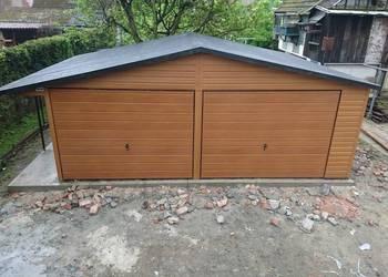 Garaż , garaże , schowki , wiaty , konstrukcje , blaszaki ,