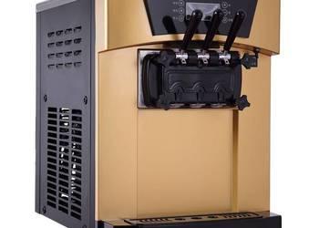 Nowy Automat / maszyna do lodów włoskich softów CreamL 9228T Zielonka