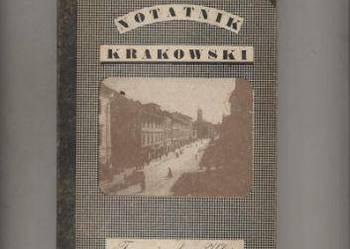 Notatnik krakowski