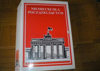 Kurs  języka  niemieckiego z kasetami