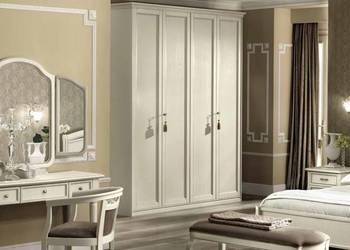 NOSTALGIA BIANCO -  szafa 4/D meble do sypialni