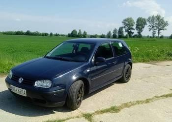 Volkswagen Golf IV 1.9TDI 90kM
