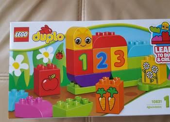 LEGO DUPLO, Moja pierwsza gąsieniczka, 10831
