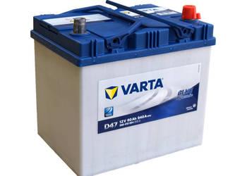 Akumulator VARTA BLUE D47 60Ah/540A