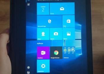 """Tablet Lenovo Yoga 2 with windows 8""""+oryginalne czarne etui na sprzedaż  Skokowa"""