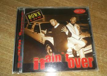 """Down Low """"It ain't over"""" CD"""
