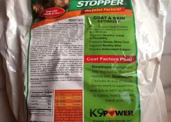 Karma K9 Show Stopper 1,816 kg. Znakomita na skórę i sierść.