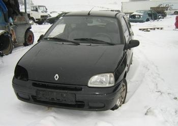 Renault Clio na części - na sprzedaż!