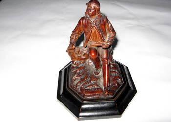 Przedwojenna Figura Górala - Zakopane