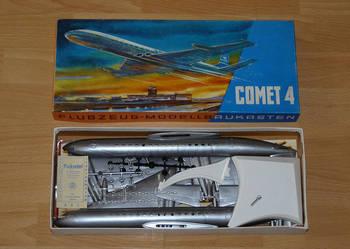 Comet 4 1:100 Antyczny rarytas !!!! Piękny !!!