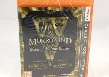 GRA PC THE ELDER SCROLLS III: MORROWIND GOTY na sprzedaż