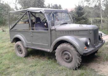 GAZ 69 4x4 po remoncie stan dobry - woj. mazowieckie  8900pln