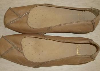 Skórzane buty znanej firmy CLARKS, rozmiar 37.