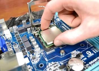 Czyszczenie komputera stacjonarnego / Wymiana pasty