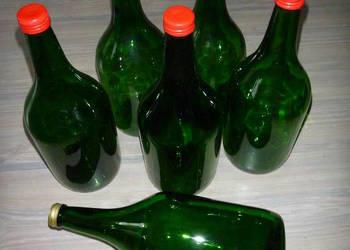 Butelka typu sangria o pojemności 1,5 litr - zielona