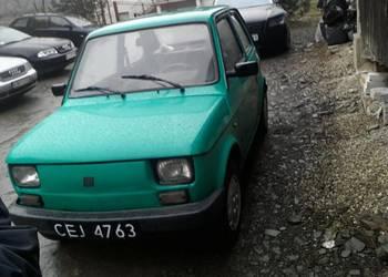 Fiat 126p ! Możliwa zamiana na wszystko ! PROPONUJ !