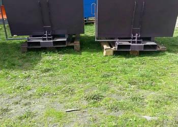 Koliba, Pojemnik, kontener samowyładowczy 1,5 m3 GWARANCJA