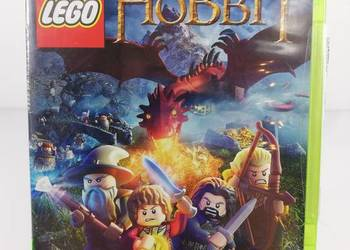 Gra Xbox 360 Lego The Hobbit PL -LOMBARD PLUS-